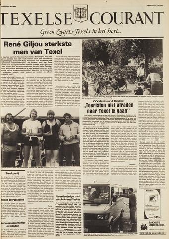 Texelsche Courant 1982-07-27