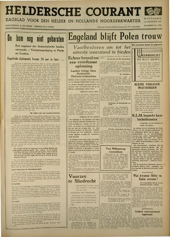 Heldersche Courant 1939-08-23