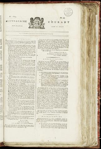 Alkmaarsche Courant 1819-07-26