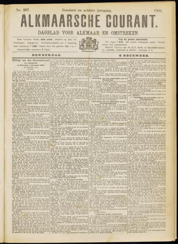 Alkmaarsche Courant 1906-12-06
