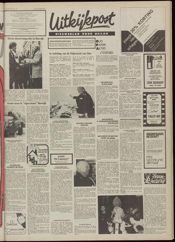 Uitkijkpost : nieuwsblad voor Heiloo e.o. 1981-11-25