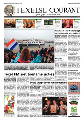 Texelsche Courant 2012-11-20