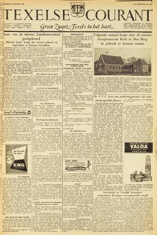 Texelsche Courant 1952-01-09