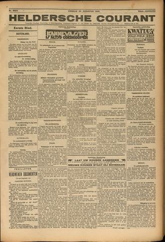 Heldersche Courant 1926-08-24
