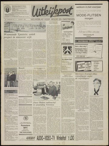 Uitkijkpost : nieuwsblad voor Heiloo e.o. 1989-03-08