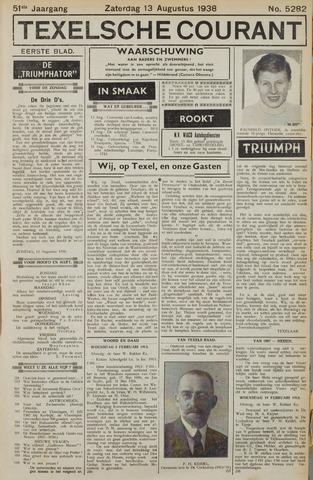 Texelsche Courant 1938-08-13