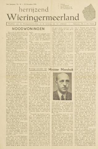 Herrijzend Wieringermeerland 1945-12-22