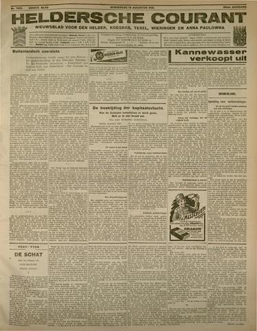 Heldersche Courant 1931-08-13