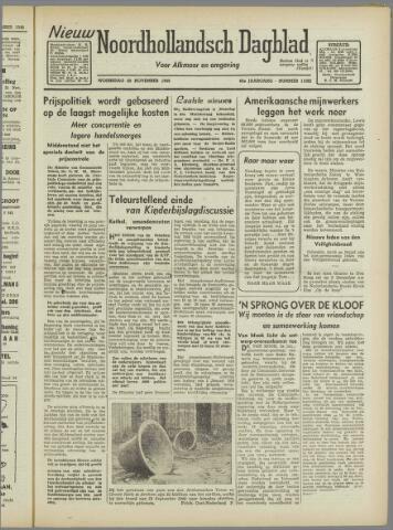 Nieuw Noordhollandsch Dagblad : voor Alkmaar en omgeving 1946-11-20