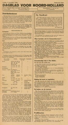 Heldersche Courant 1944-11-03
