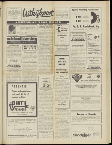 Uitkijkpost : nieuwsblad voor Heiloo e.o. 1973-08-15