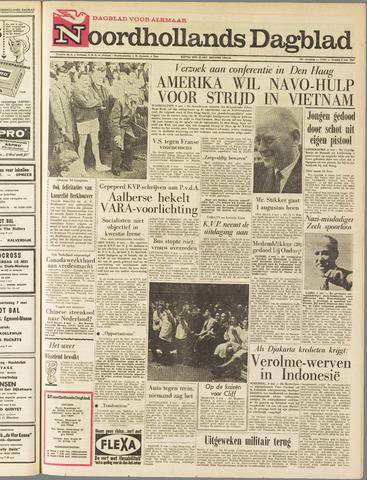 Noordhollands Dagblad : dagblad voor Alkmaar en omgeving 1964-05-08