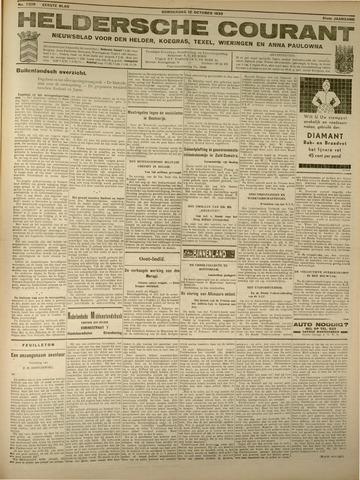 Heldersche Courant 1933-10-12