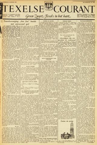 Texelsche Courant 1952-01-12