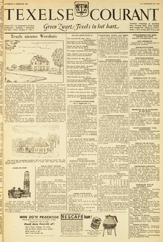 Texelsche Courant 1957-02-09