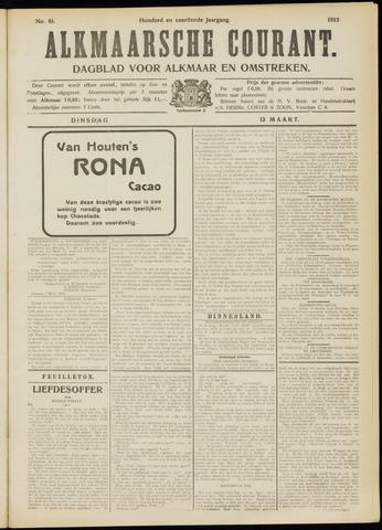 Alkmaarsche Courant 1912-03-12