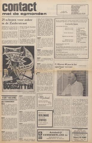 Contact met de Egmonden 1976-06-09
