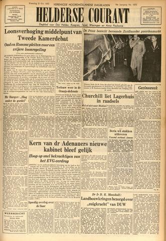 Heldersche Courant 1953-10-21