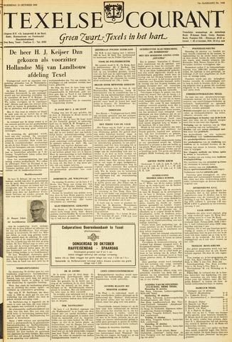 Texelsche Courant 1960-10-19