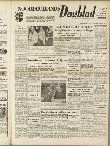 Noordhollands Dagblad : dagblad voor Alkmaar en omgeving 1954-03-23