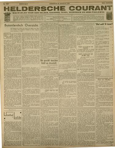 Heldersche Courant 1935-08-22
