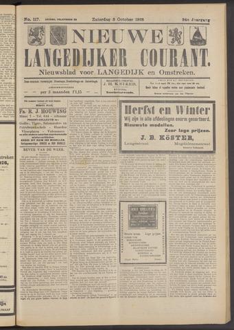 Nieuwe Langedijker Courant 1925-10-03