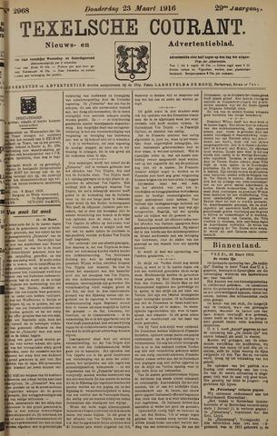 Texelsche Courant 1916-03-23