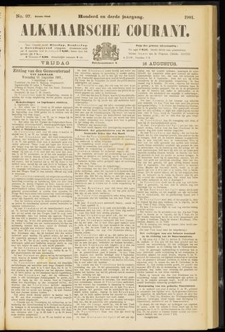 Alkmaarsche Courant 1901-08-16