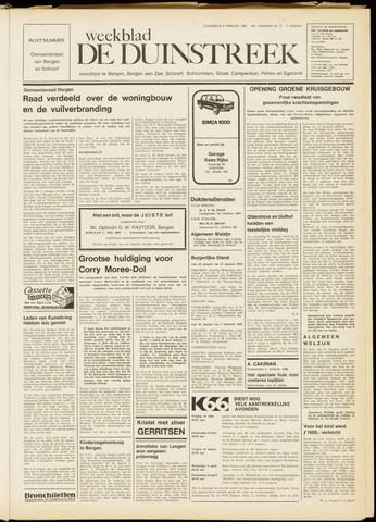 De Duinstreek 1968-02-08