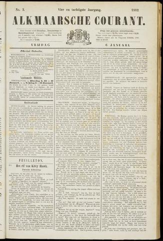 Alkmaarsche Courant 1882-01-06