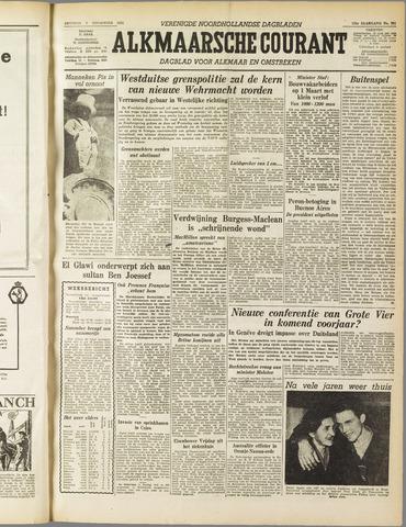 Alkmaarsche Courant 1955-11-08