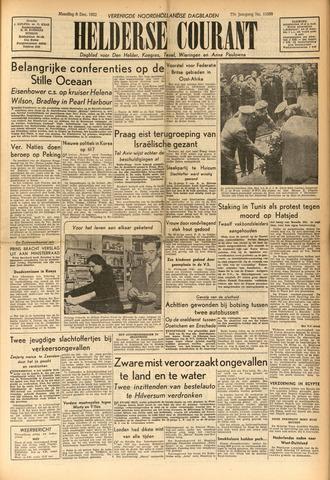 Heldersche Courant 1952-12-08