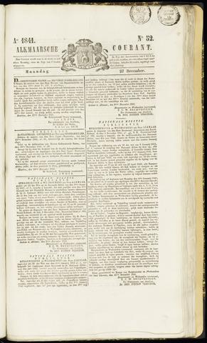 Alkmaarsche Courant 1841-12-27