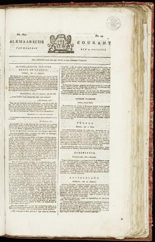 Alkmaarsche Courant 1821-08-20