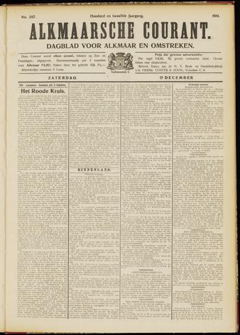 Alkmaarsche Courant 1910-12-17