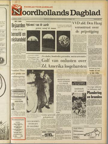 Noordhollands Dagblad : dagblad voor Alkmaar en omgeving 1969-05-30