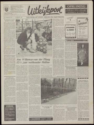 Uitkijkpost : nieuwsblad voor Heiloo e.o. 1992-01-15