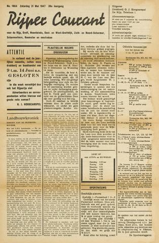 Rijper Courant 1947-05-31