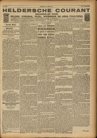 Heldersche Courant 1921-06-21