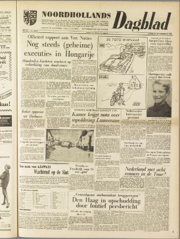 Noordhollands Dagblad : dagblad voor Alkmaar en omgeving 1959-11-28
