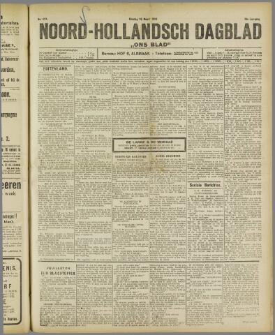 Ons Blad : katholiek nieuwsblad voor N-H 1922-03-28