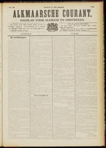 Alkmaarsche Courant 1909-06-08