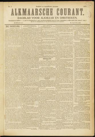 Alkmaarsche Courant 1917-01-02