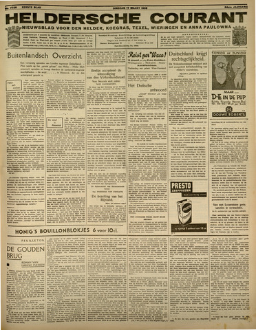 Heldersche Courant 1936-03-17