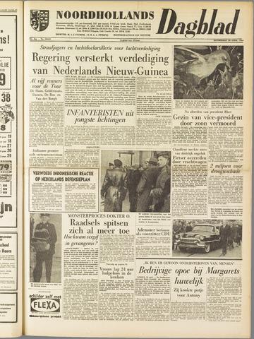 Noordhollands Dagblad : dagblad voor Alkmaar en omgeving 1960-04-28