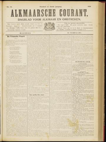 Alkmaarsche Courant 1908-02-10
