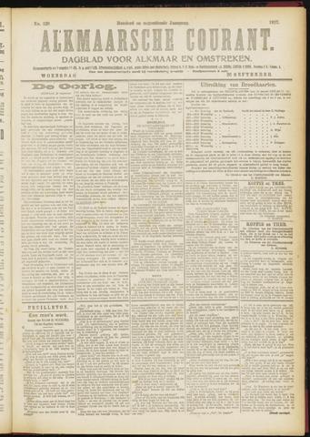 Alkmaarsche Courant 1917-09-26
