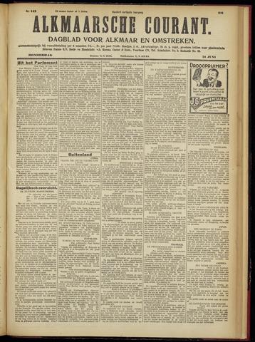 Alkmaarsche Courant 1928-06-21