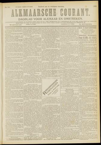 Alkmaarsche Courant 1919-10-15