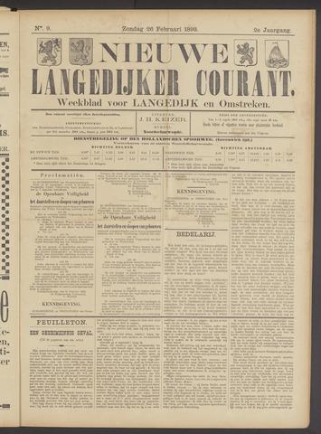Nieuwe Langedijker Courant 1893-02-26